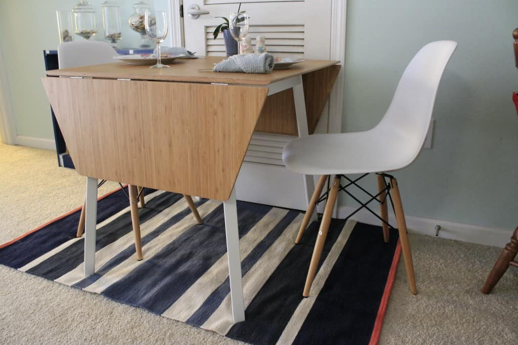 Updated Kitchen Rug - Charleston Crafted