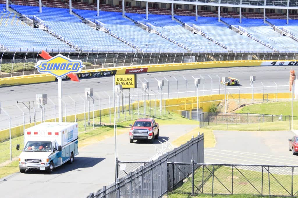 The Nascar Experience - Charleston Crafted