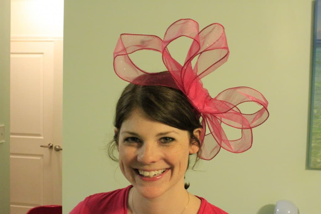 DIY Wedding Fascinator - Charleston Crafted