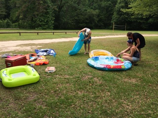 Edisto River Float - Charleston Crafted