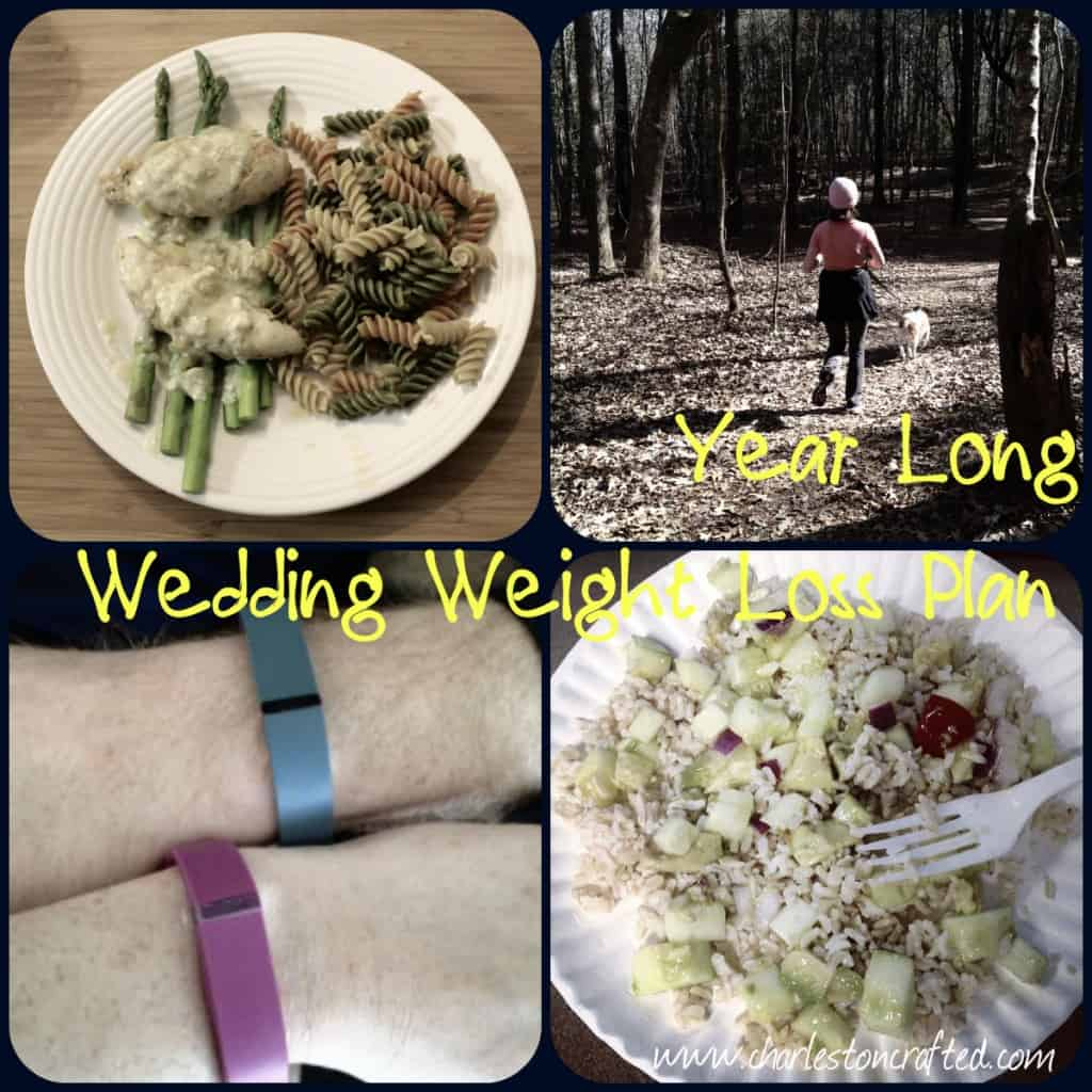 Wedding Weight Loss: My Wedding Weight Loss Plan • Charleston Crafted