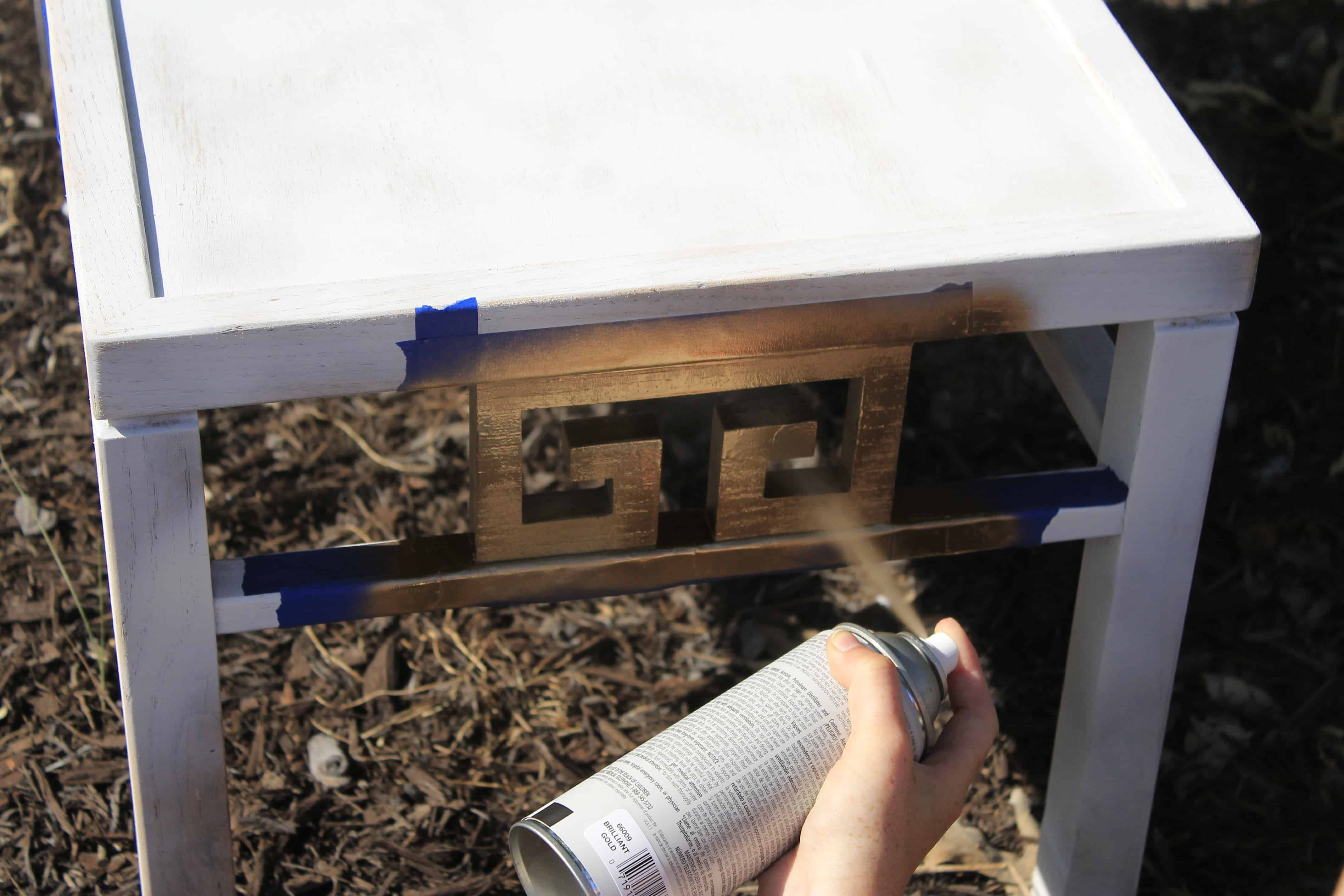 Five Tips for Easy Spray Painting