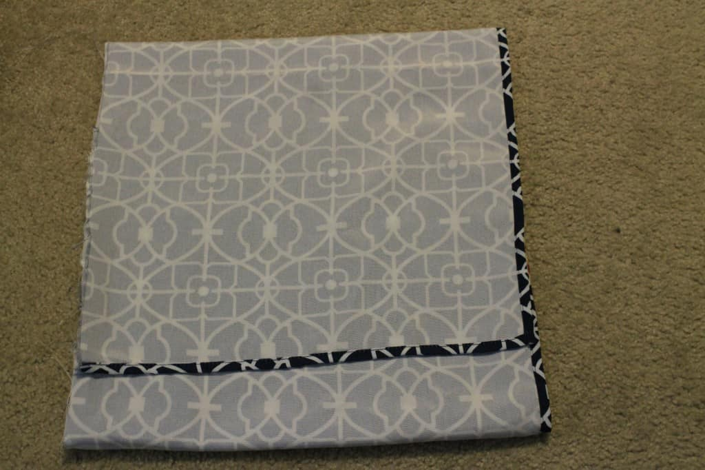 Sewing an Envelope Pillow Cover - Charleston Crafted
