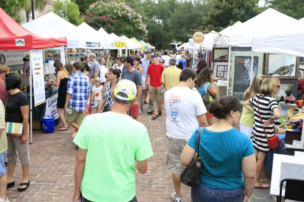 Charleston Farmers Market - Charleston Crafted