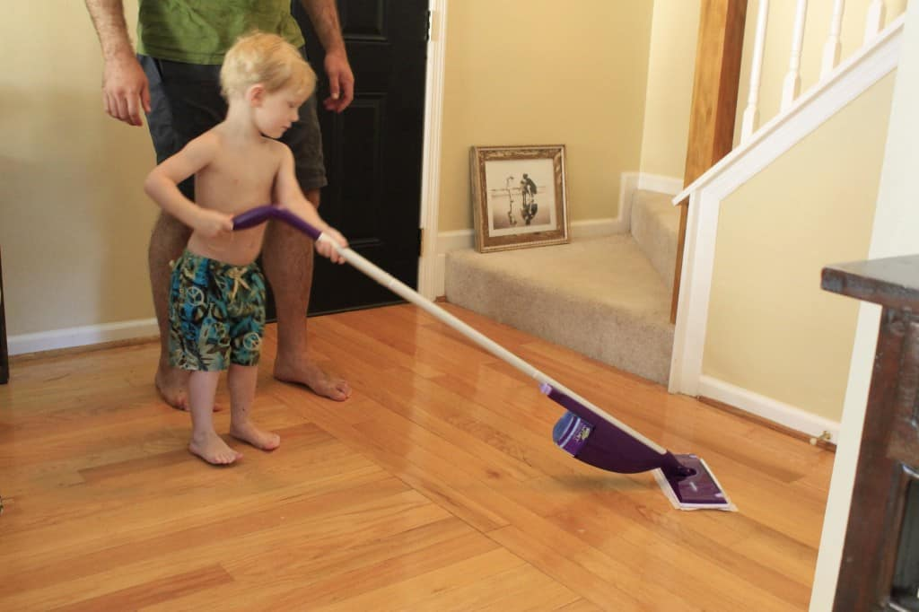 The Swiffer Effect - Charleston Crafted