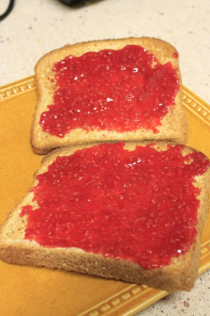 Easy Raspberry Jelly - Charleston Crafted