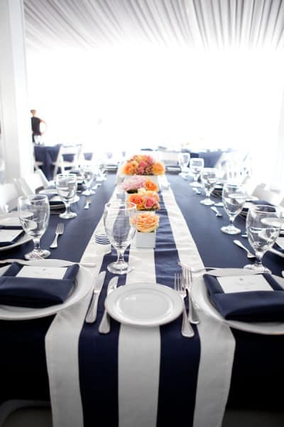 Table Runner Inspiration - Charleston Crafted