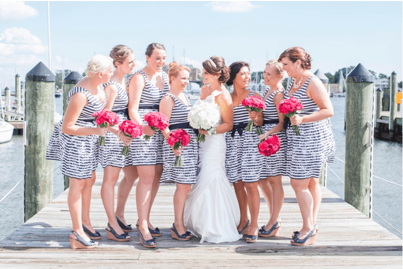 Lilly Pulitzer Bridesmaids Dresses
