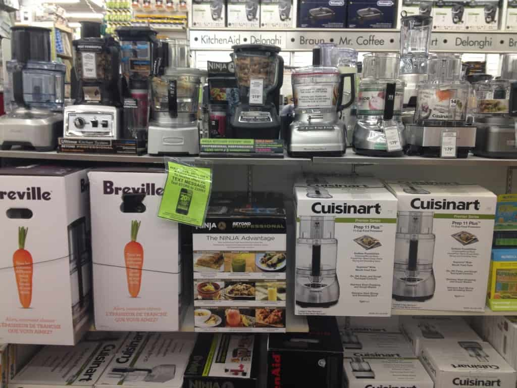 Registering at Bed Bath and Beyond - Charleston Crafted