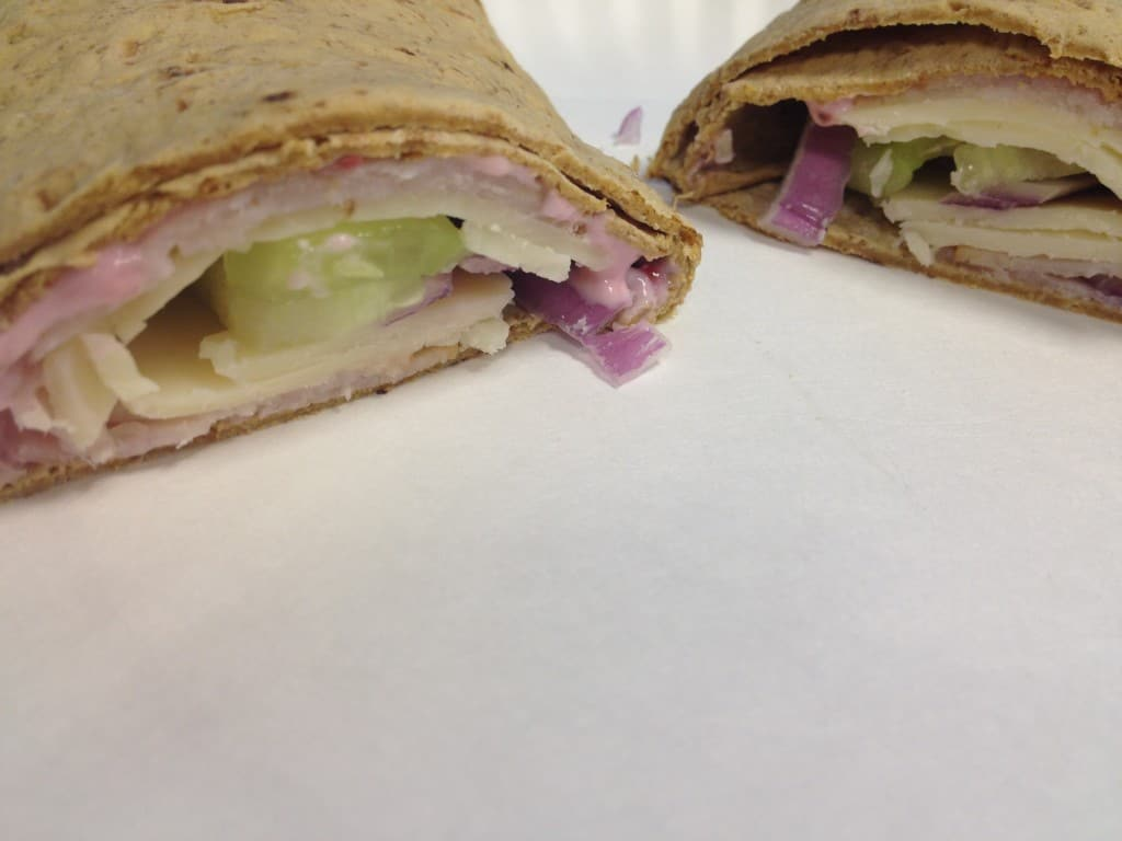 Five Easy Healthy Wraps to Pack iin your Lunchbox - Charleston Crafted