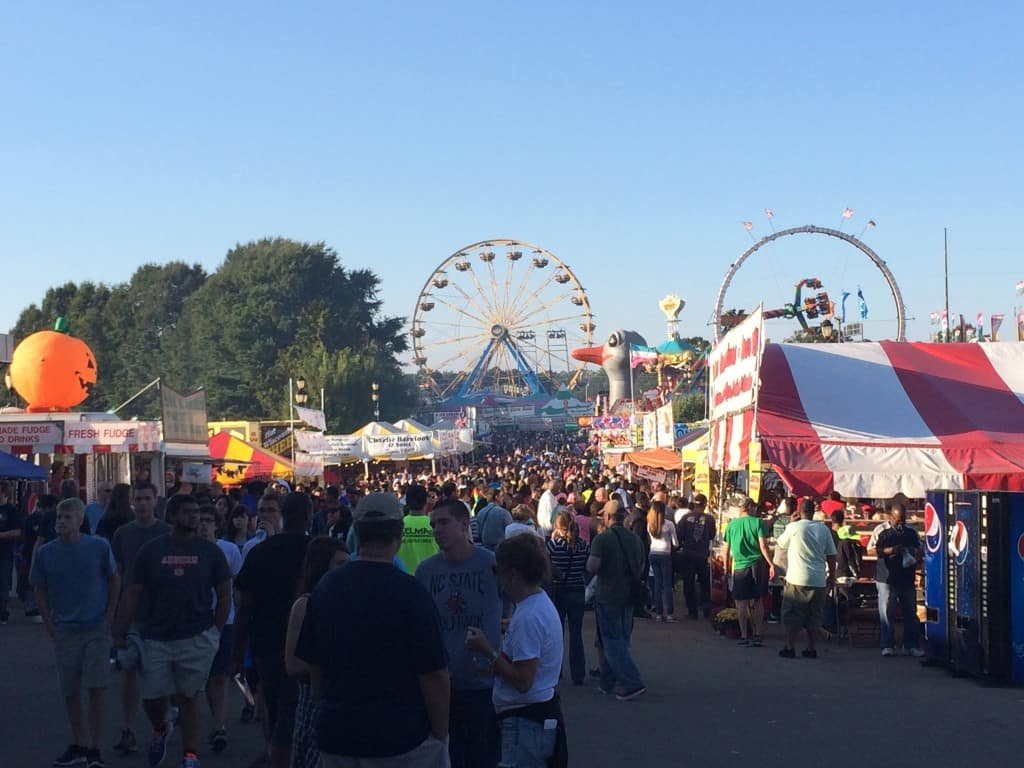 North Carolina State Fair - Charleston Crafted