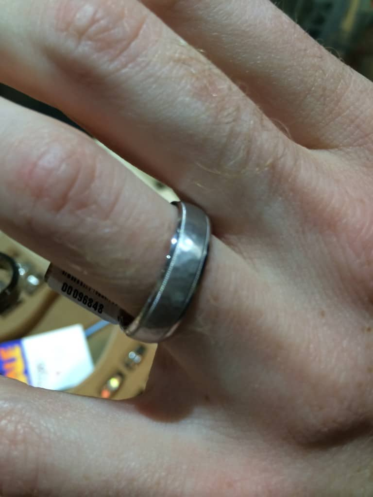 Buying Wedding Bands - Charleston Crafted