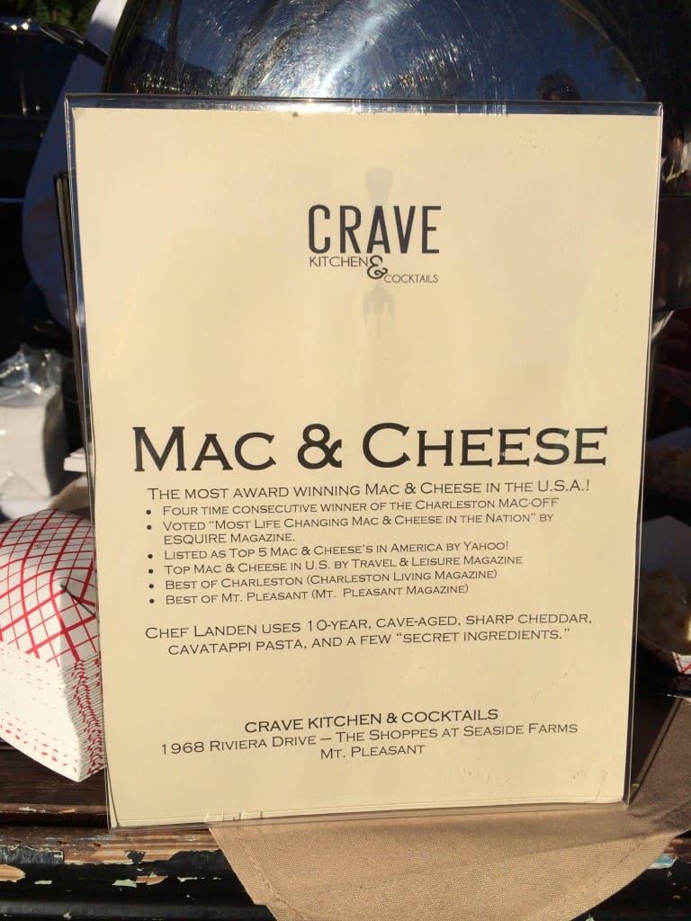 Charleston Mac Off - Charleston Crafted