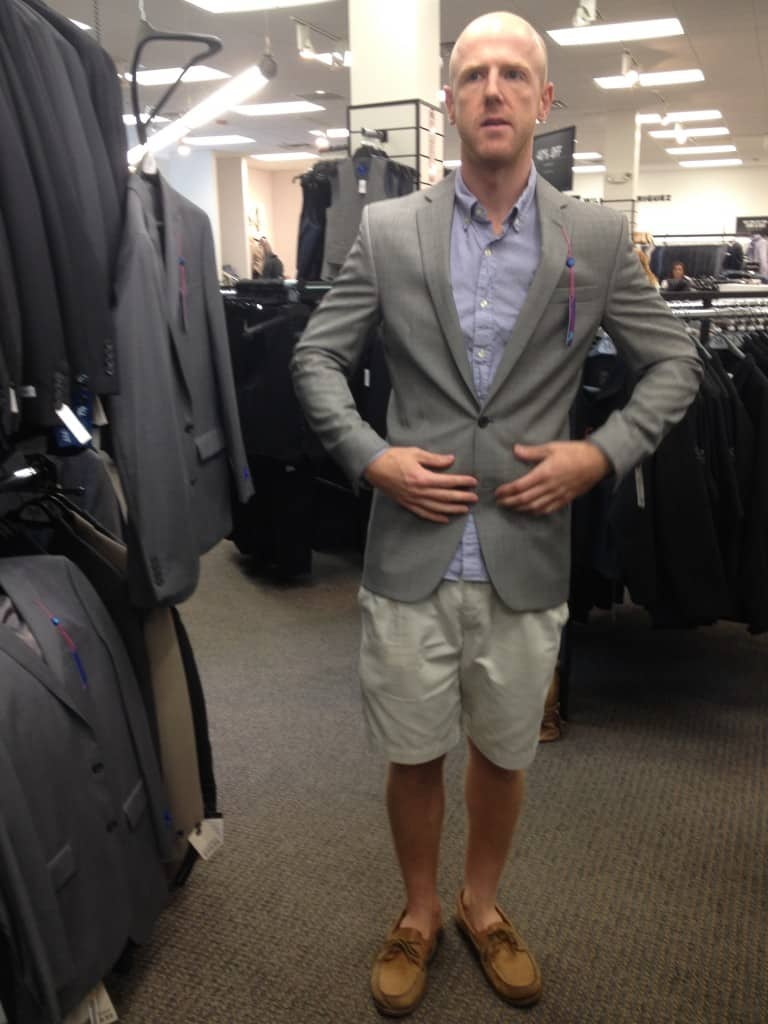 Shopping for a Wedding Suit - Charleston Crafted
