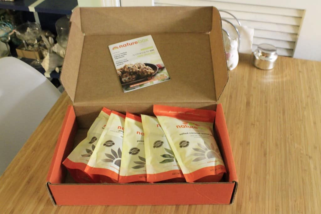 Fall Football Snacks by NatureBox - Charleston Crafted
