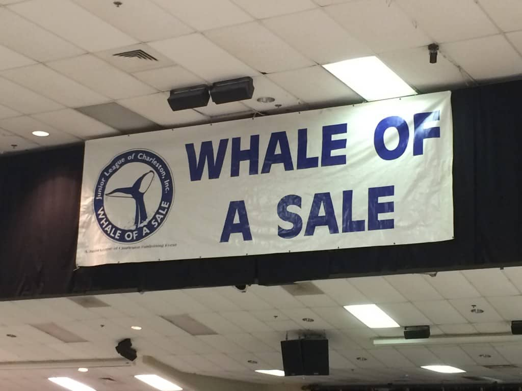 Charleston Whale of a Sale 2014 - Charleston Crafted