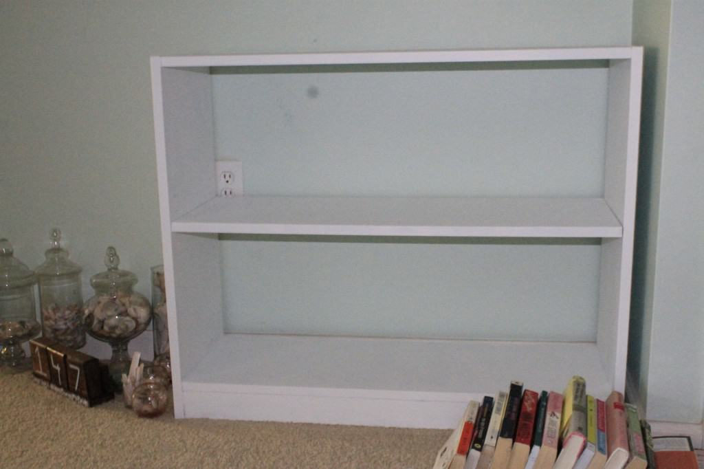 New Life to an Old Shelf - Charleston Crafted