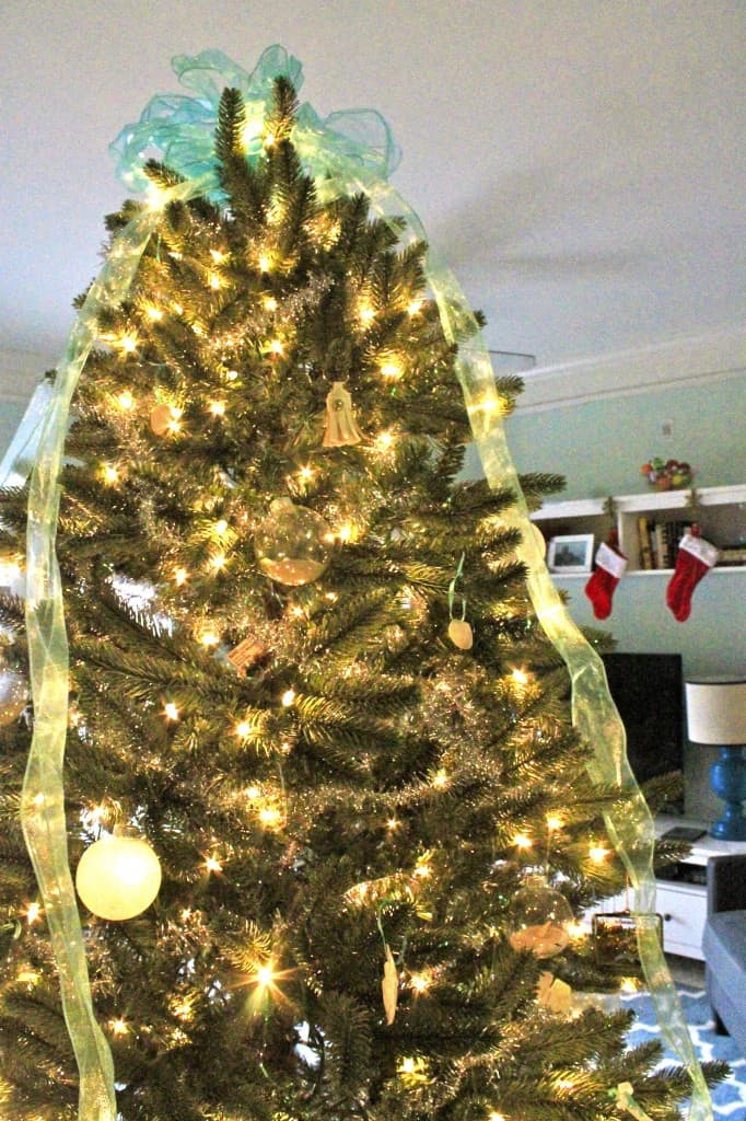 Coastal Christmas Tree - Charleston Crafted