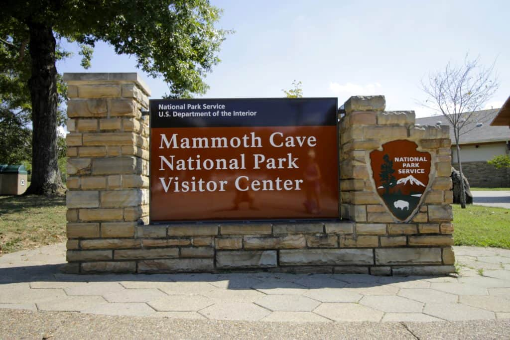 Mammoth Cave National Park - Charleston Crafted