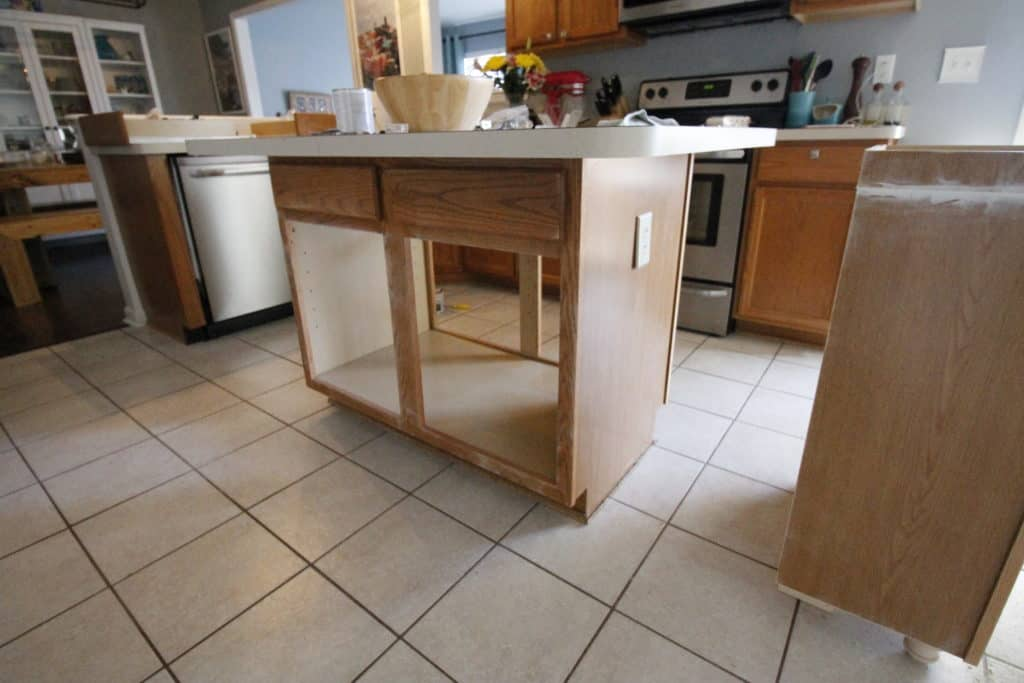 What We Learned Painting Our Kitchen Cabinets - Charleston Crafted