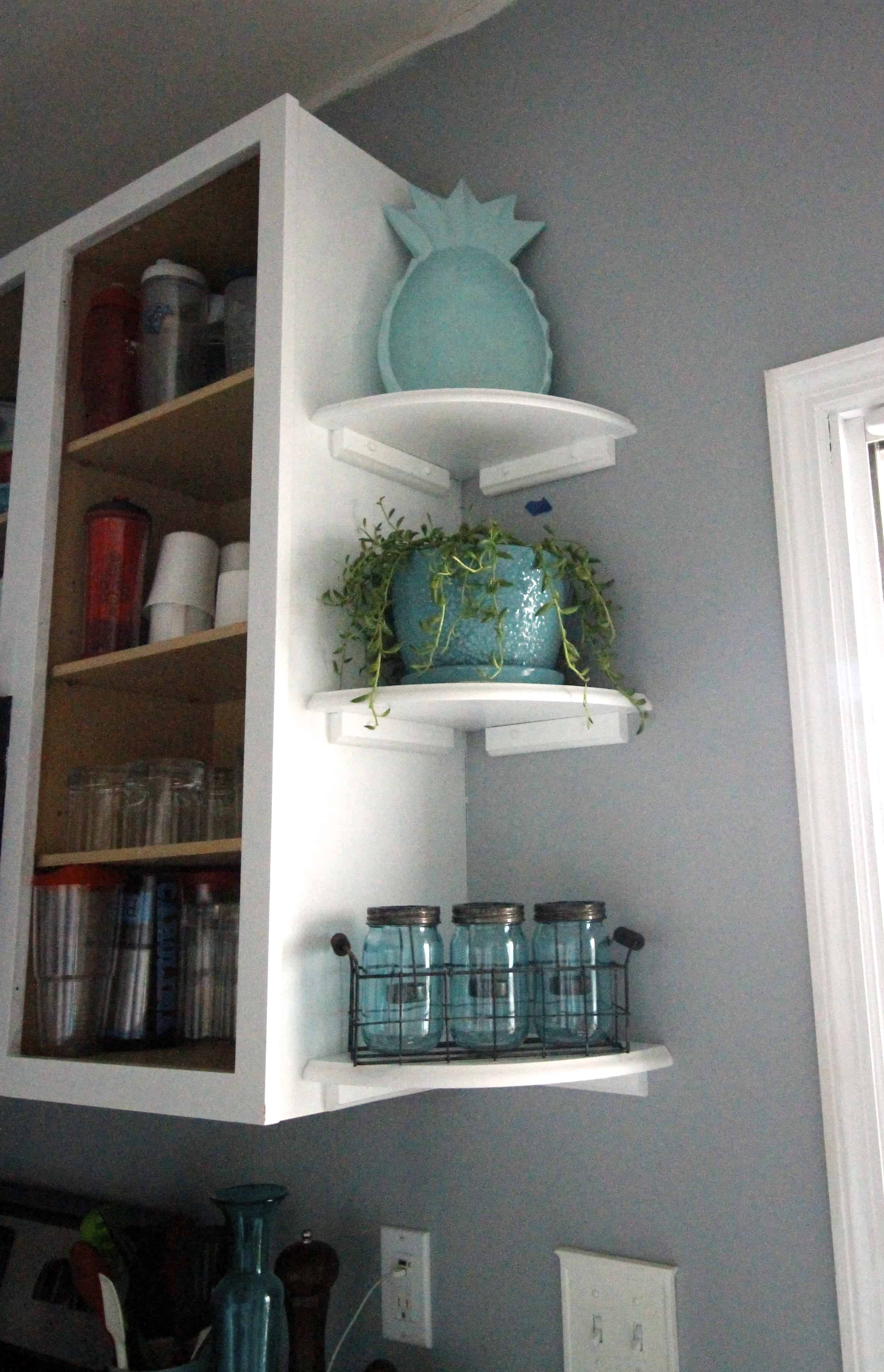 Easy Open Shelving In The Kitchen Charleston Crafted