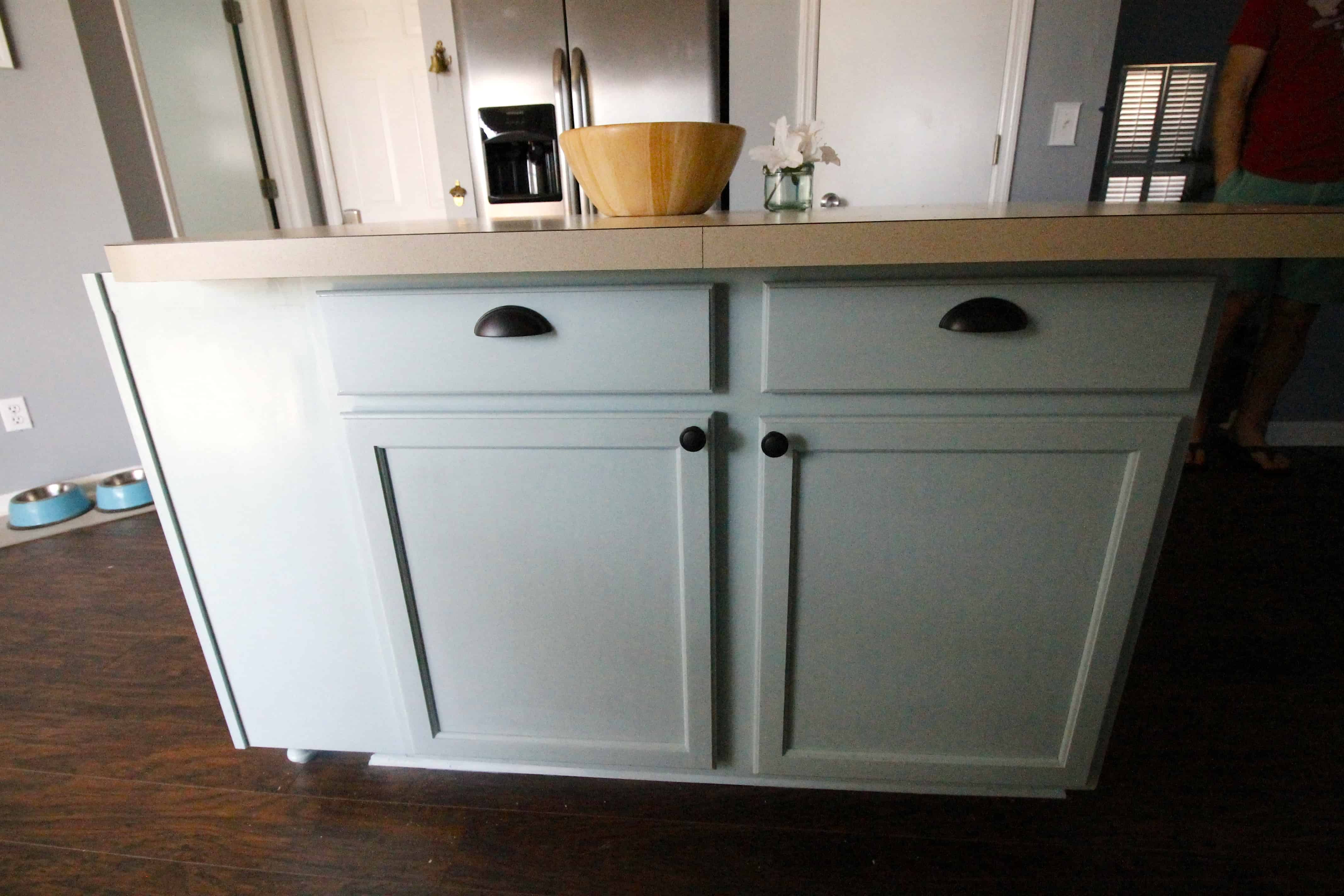 What We Learned Painting Our Kitchen Cabinets • Charleston Crafted