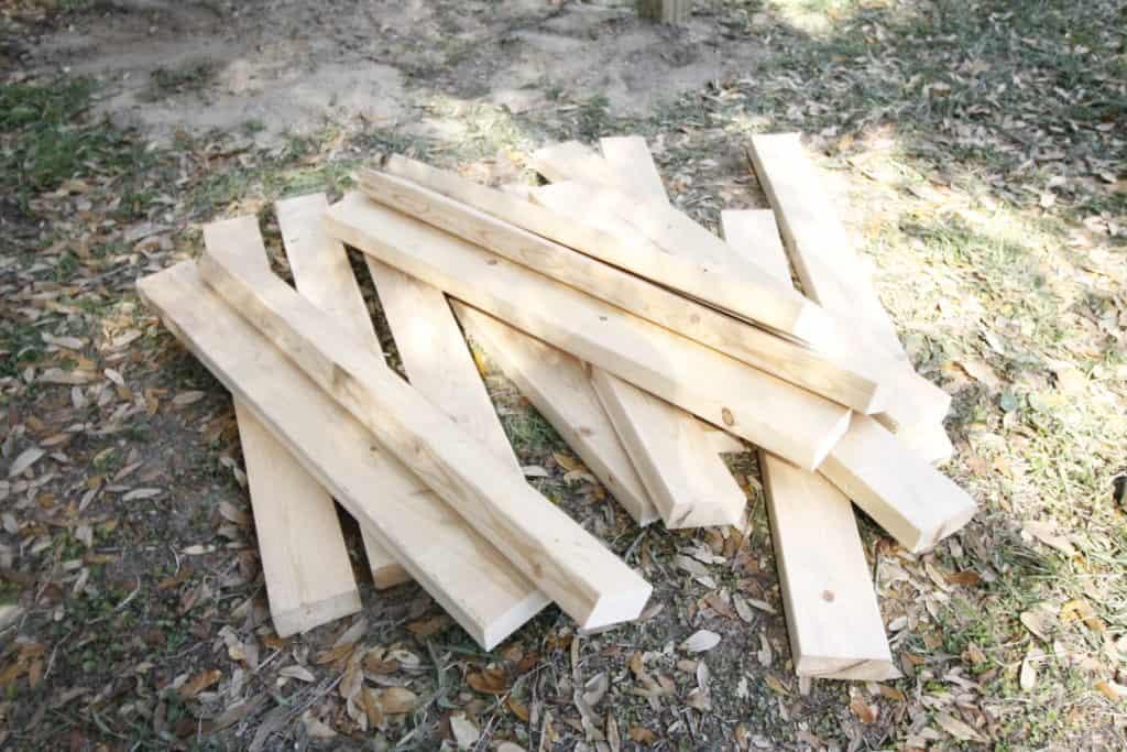 DIY Wooden Hammock Stand - Charleston Crafted