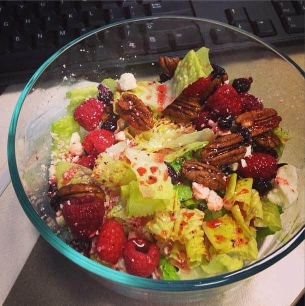 Berry Salad - Charleston Crafted