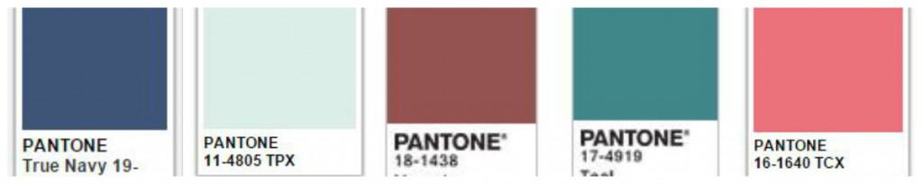 Color of the year - Marsala - Charleston Crafted