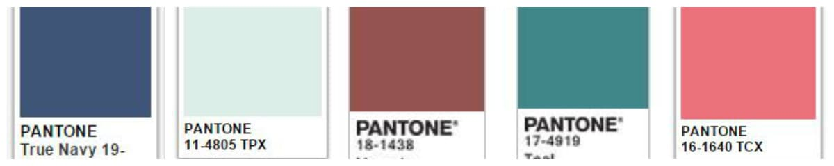 Color of the Year 2015: Marsala