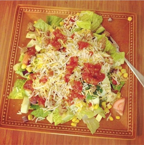 Mexican Salad - Charleston Crafted