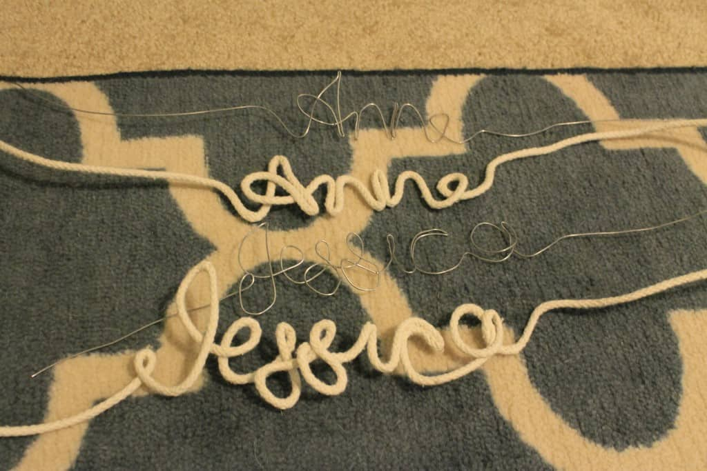 Bridesmaids Hangers - Charleston Crafted