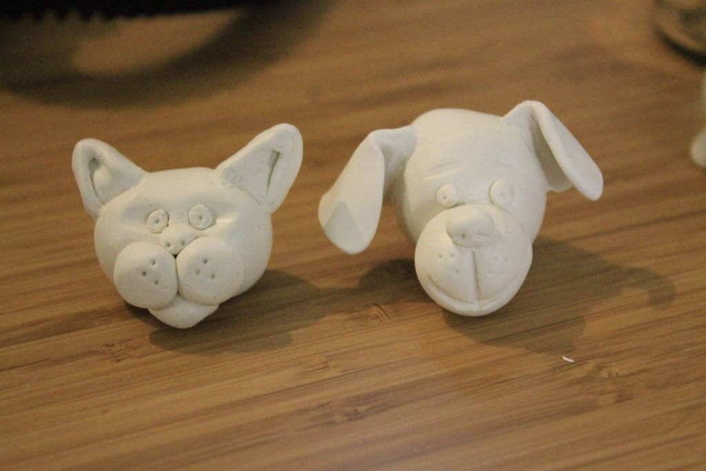 DIY Animal Figurine Polymer Clay Cake Topper - Charleston Crafted