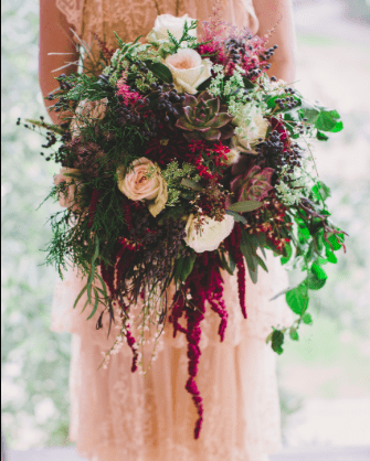Bouquet Inspiration - Charleston Crafted