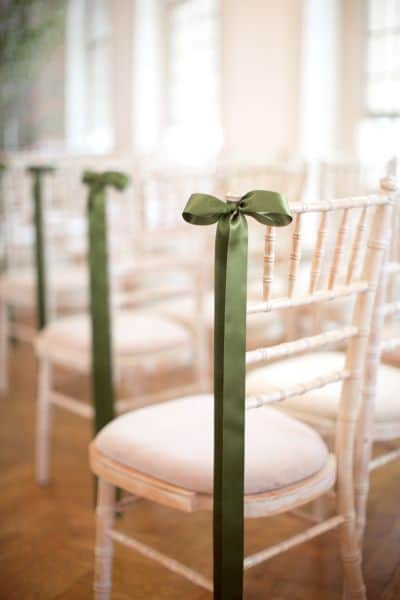 Wedding Ribbon Inspiration - Charleston Crafted