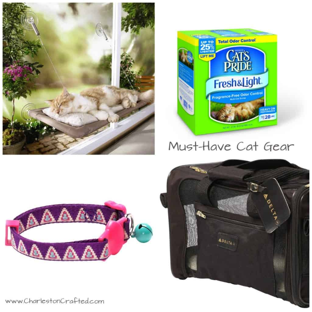 Must Have Cat Gear - Charleston Crafted