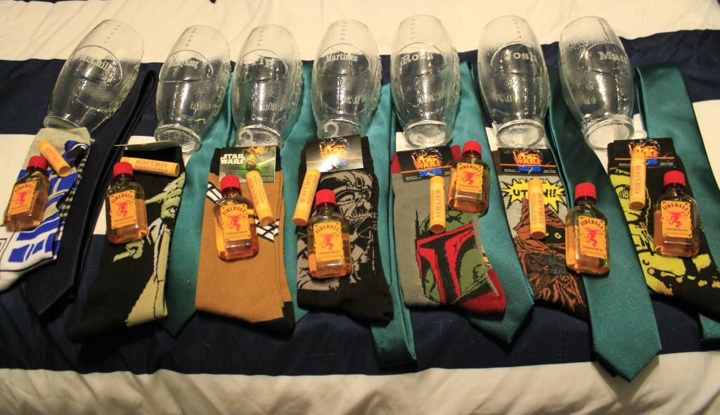 Groomsmen Gifts - Charleston Crafted