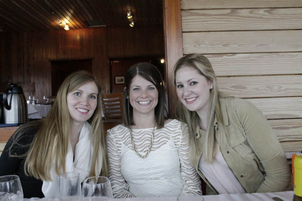 Waters Edge Bridal Brunch - Charleston Crafted