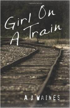 Girl On A Train AJ Waines Book Review - Charleston Crafted