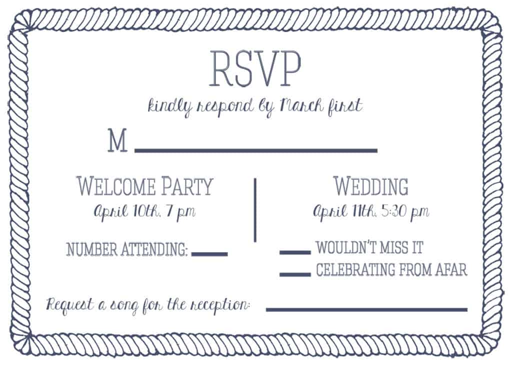 RSVP - Charleston Crafted