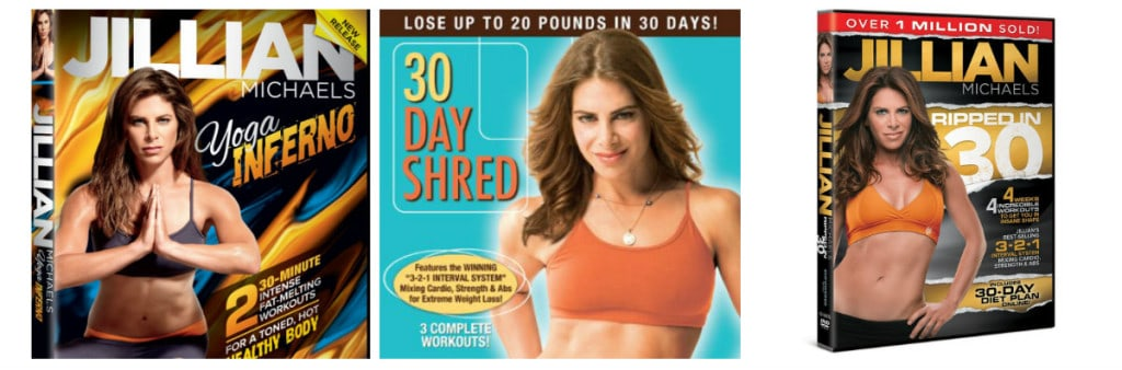 Jillian Michaels Exercise Routine