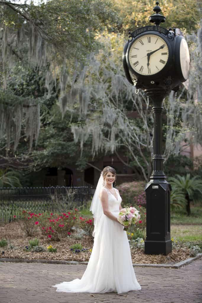 Bridal Portraits - Charleston Crafted