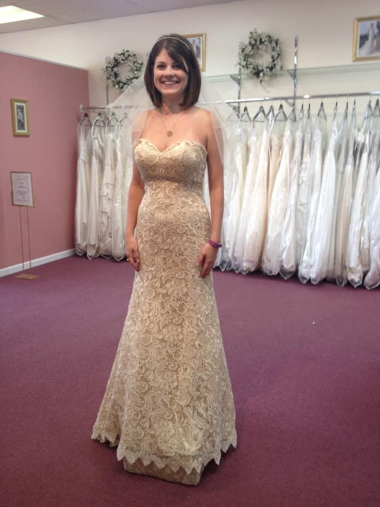 Wedding Dress Shopping - Charleston Crafed