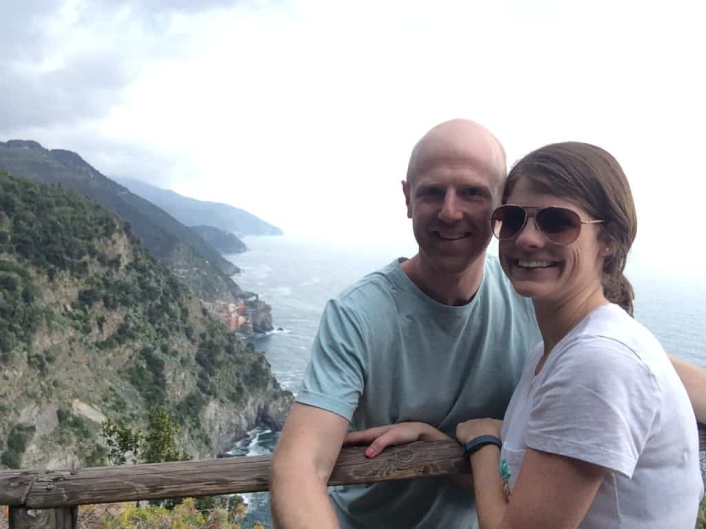 Hiking Cinque Terre - Charleston Crafted