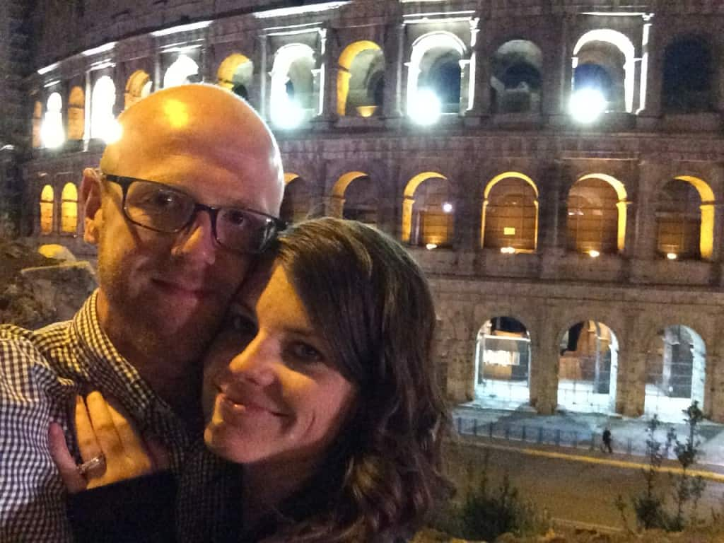 Italian Honeymoon - Rome - Charleston Crafted