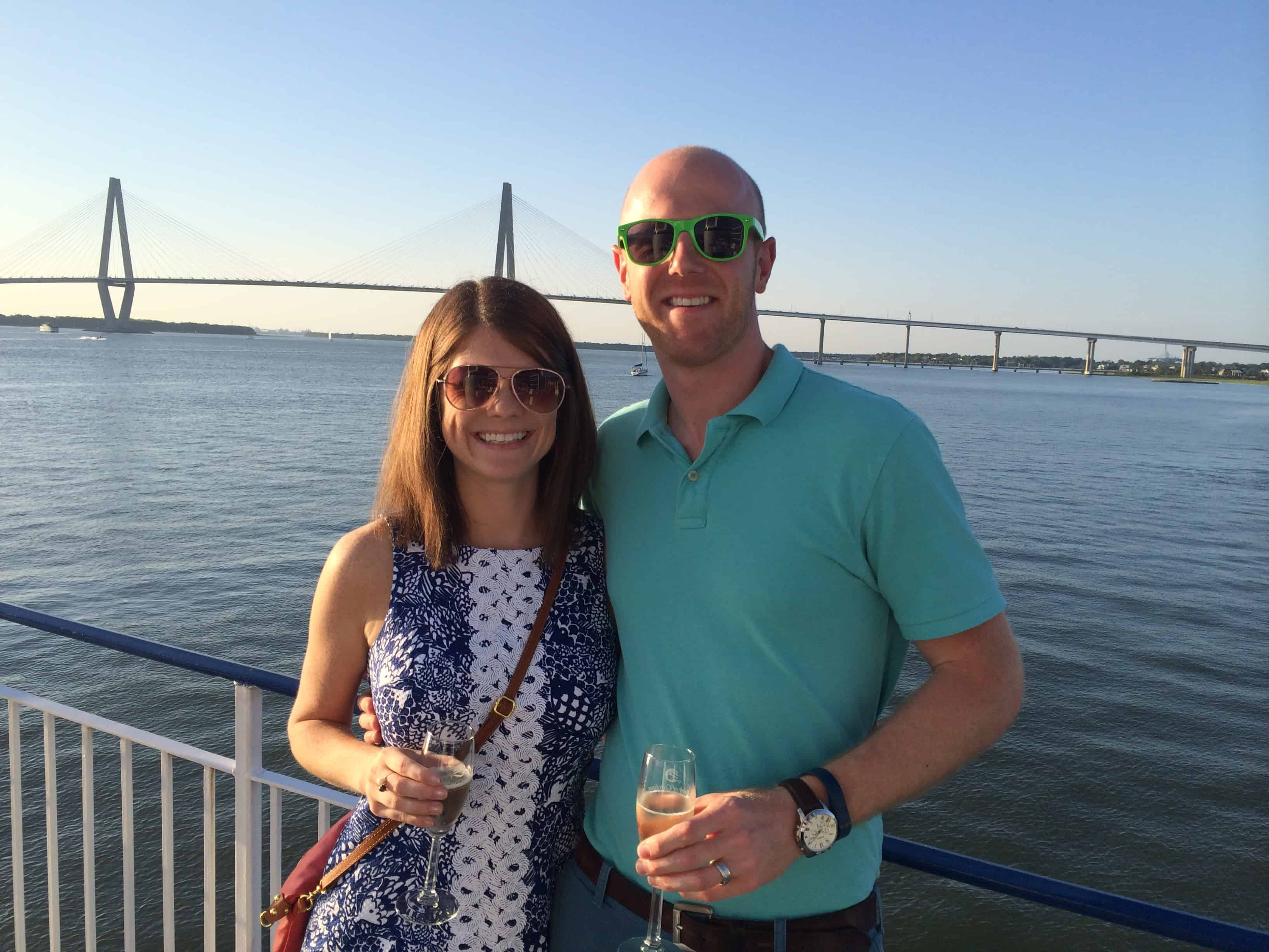 101 in 1001: A Harbor Dinner Cruise
