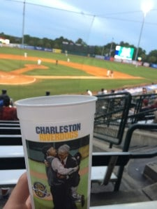 Charleston Riverdogs New Foods - Charleston Crafted
