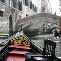 Traveling to Venice