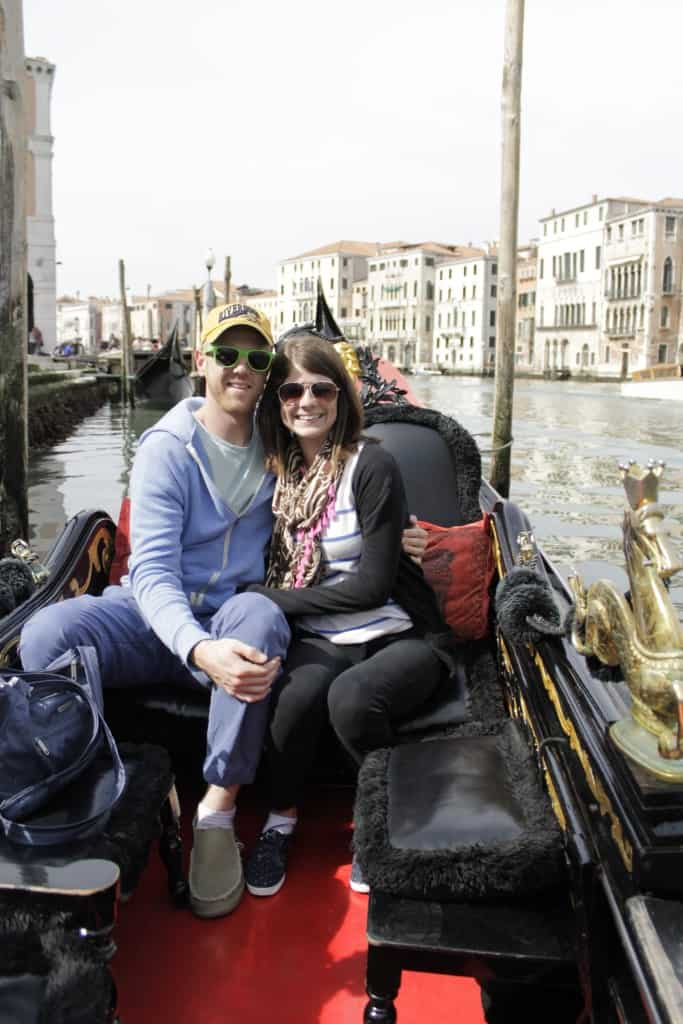 Italian Honeymoon - Venice - Charleston Crafted