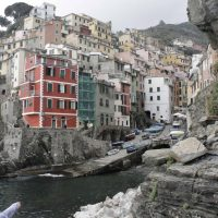 Traveling from Lake Como to Cinque Terre